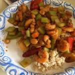 Golden Phoenix Chinese Restaurant - Kung Pao Shrimp