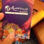 Hotel Card Holder
