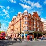 倫敦海德公園希爾頓酒店