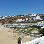 Foto de Markos Beach Hotel