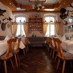 Einer der Gasträume