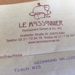 Photo de Le Moissonnier
