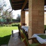 Bellissimo b&b vicino a Gallipoli, nuovo con camere comode e colazione abbondante. Un'oasi di pa