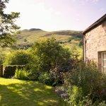 Steading Cottage garden