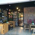 Foto van Kaffe Factory