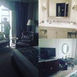 Inside room 632 w/King bed