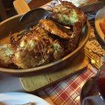 les meilleurs beignets de pomme de terre de toute la Savoie assurément