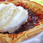 Silversmith Brewer Black Lager Beer Waffles