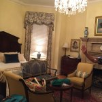 Lafayette room at the Gastonian