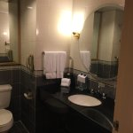 decent sized bathroom