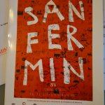 Cartel de Sanfermin 2016