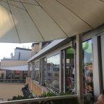 Über den Dächern von München.