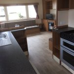Silver + caravan (excellent value) Pools on both sites, Entertainment and Chicken kebabs from th