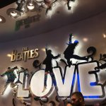 Foto de The Beatles - Love - Cirque du Soleil
