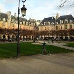 Photo de Place des Vosges