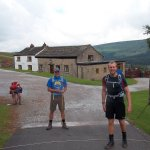 Leaving the following morning for day 2 along the Pennine Way