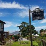 Foto de The Fishbourne Inn