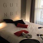 Photo de Hotel Gutenberg