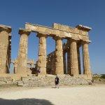 site archéologique Selinunte (à 4 km du club)