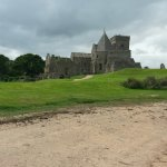 Inchcolm Abbey Foto