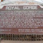 Royal Gorge Bridge and Park Foto