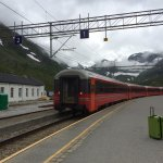 The Bergen Railway Foto