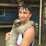 Daniel Johnson's Monkey and Sloth Hang Out