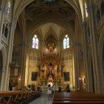 Inside Church - Altar