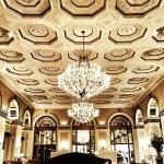 The stunning lobby.