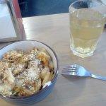Kimchidon und Tee