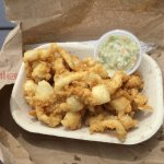 Small order of fried clams