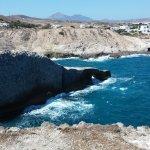 Papafragas Beach Foto