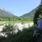 Bicicleteando por Le Paradis des Praz