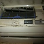 Air Conditioning Unit (w/cleaned filter)