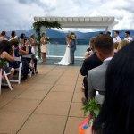 Roof Top Wedding venue