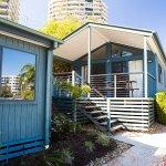 Burleigh Beach two bedroom villas