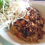 Chicken Teriyaki bowl - DELICIOUS!