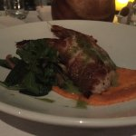 Pink snapper special - it was awesome!