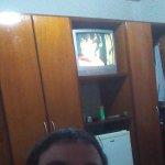 frigobar vazio porem venda na recepção