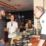 Foto de Sand Spring Restaurant