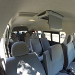 Camioneta para Servicio del Huésped con costo interior