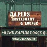 Foto de Rapids Lodge Restaurant