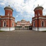 View from Leningradskiy avenue
