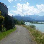 Auf dem Weg von Schwangau nach Füssen