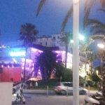 Ville de saint Raphaël à deux pas du lion de mer