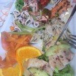 Mixed Seafood starter