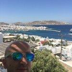 Foto de Mykonos View Hotel