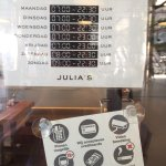Julia's Pasta resmi