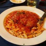 The best cavatelli dish with veal braisoile ever!