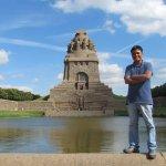 Völkerschlachtdenkmal Foto